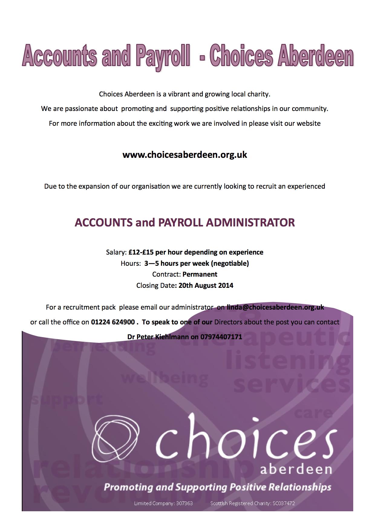 Accounts Admin Post final
